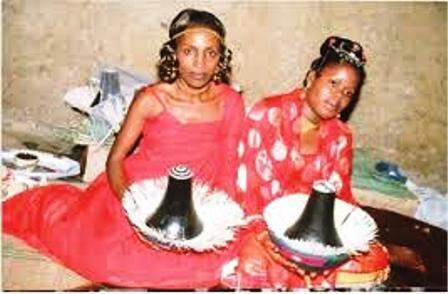 The batooro bantu people of uganda