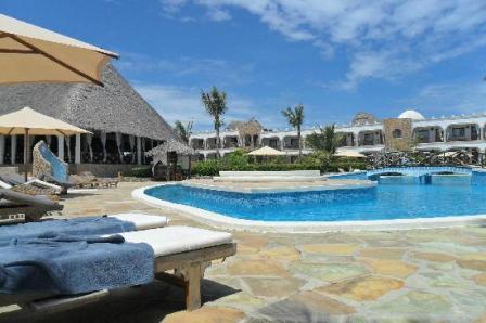 Bahari Hotel in Lamu kenya