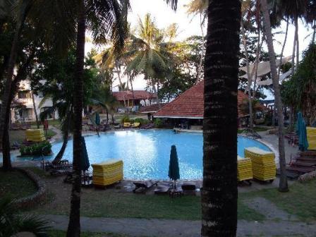 Baitul Noor House (Oliver House) in Lamu Island Kenya