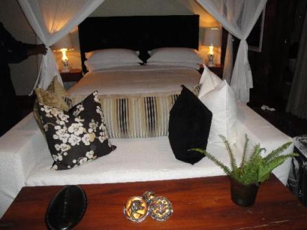 Brisk Hotel Triangle in Jinja Town of Uganda