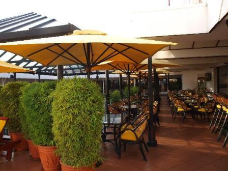 Arrive in Kampala hotels