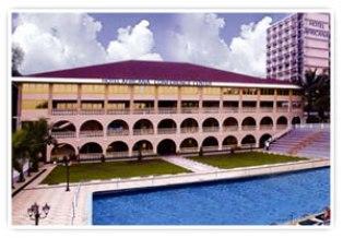 Hotel Africana for a luxury accomodation in Kampala  Central Kololo hill Uganda