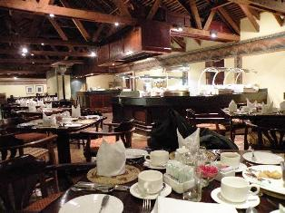 Nairobi Kenya Hotel Restaurant