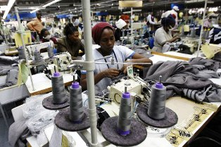 kenya business in manufacturing sector
