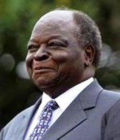 Mr. Kibaki one of the Prominent Kikuyu People in Kenya