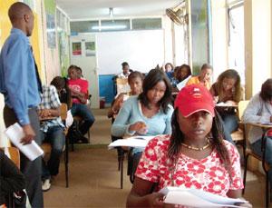 Kenya Language Communication Style