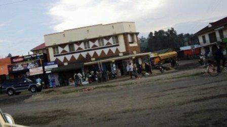 Kenyatta Univesity in Kenya