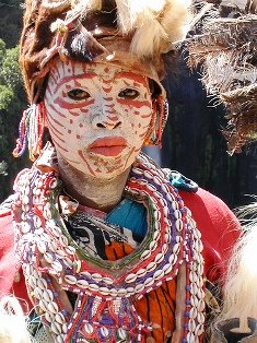 The rites of passage of luo people in  africa