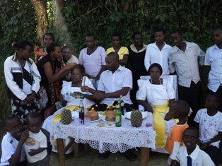 confirmation of austin in  kilifi town kenya