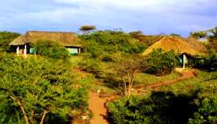 Lewa Safari Camp  in Lewa Conservation Area Kenya Rift Valley