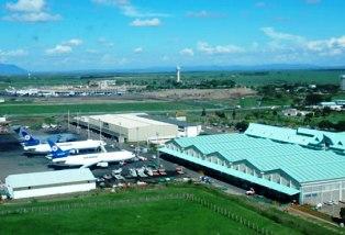 Jomo Kenyatta International Airport (JKIA) in Nairobi (NBO).