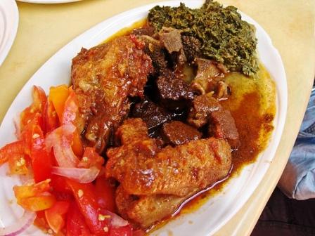 Italian Mediterraneo Restaurant Nairobi