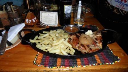 Nairobi Ranalo Foods Restaurant