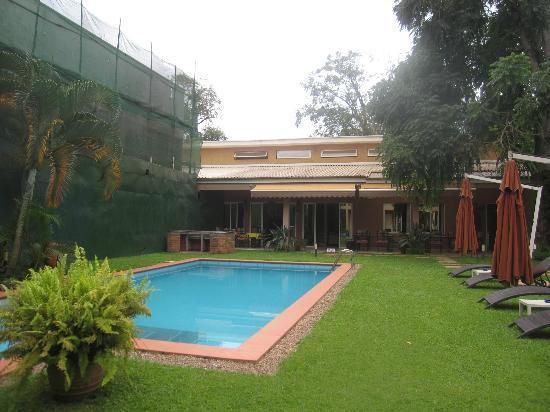 Nyeri Hotels and Safari Rentals