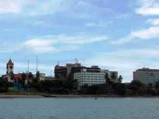 Oyster Bay Hotel in Dar es Salaam
