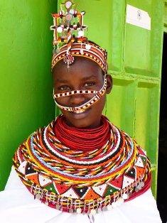 Samburu people of Kenya and their Culture