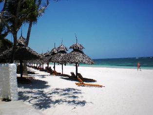 the diani beach mombasa kenya