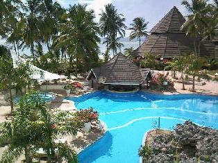 some hotels at Diani Beach on Mombasa's South Coast