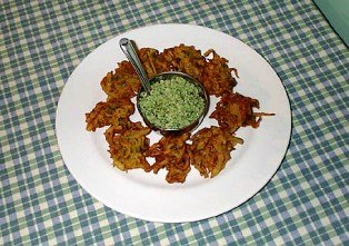 Kenya Dengu Appetizer
