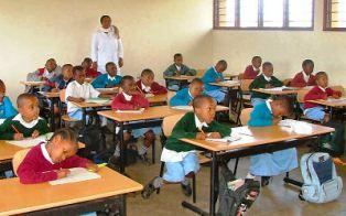 EDUCATION OF THE TUTSI PEOPLE