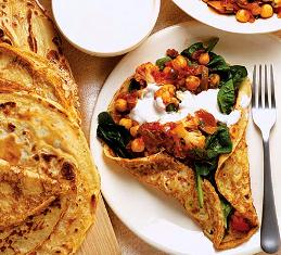 Tanzania Vegetarian Fajitas Recipe