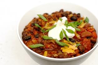 Tanzania Vegetarians Chili Recipes